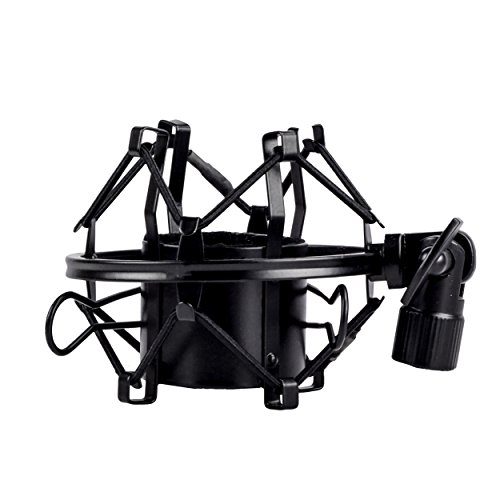 Iii Shock (Nady SSM-3 - Shock Mount for Nady SCM 900/910/920/1000 and TCM 1000 studio microphones)