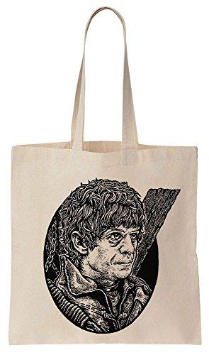 Ramsay Snow Bolton Portrait Sacchetto di cotone tela di canapa