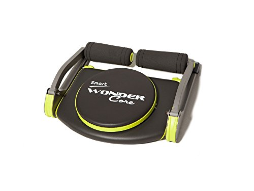 Wonder Core Smart and Twister Board Complete Home Workout System by Wonder Core