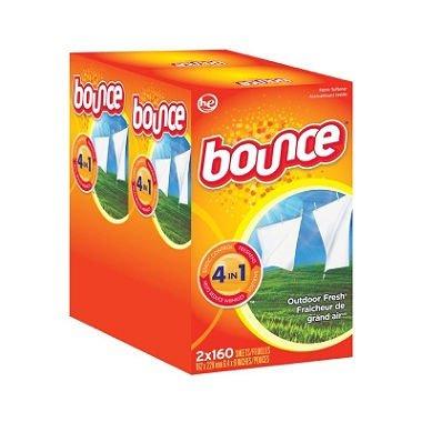 Bounce Outdoor Fresh (old version) HE, 320 Sheet