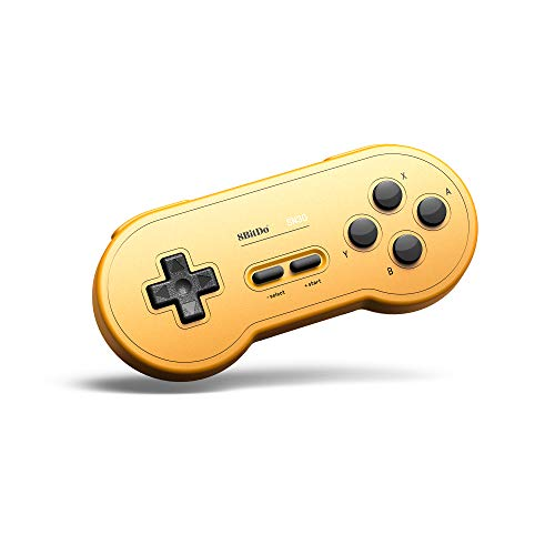 8Bitdo Sn30 Bluetooth Gamepad (GP Yellow Edition) - Nintendo Switch