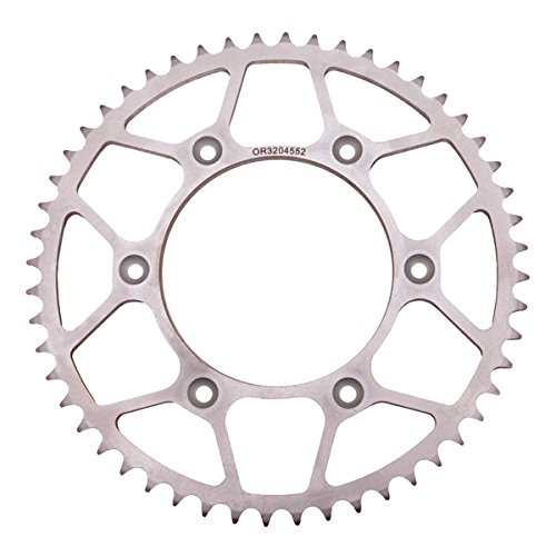 Outlaw Racing OR030145S Steel Rear Sprocket Honda XR250R 90-91 XR600R 91-00 (50T) ()