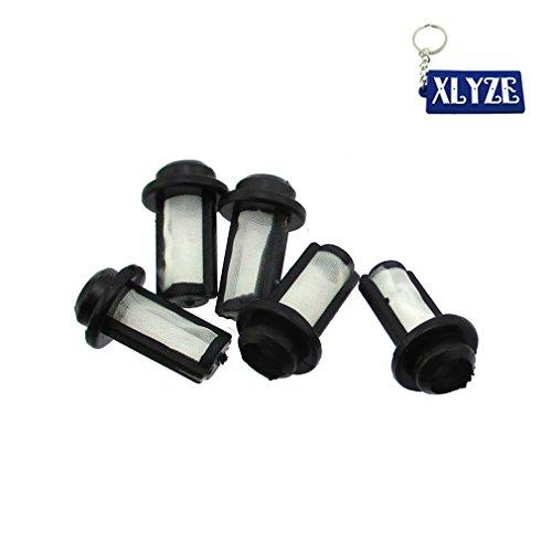 XLYZE 5x Small Filter for Yamaha 6R7-14569-00-00 Polaris 3140039 Bombardier 270500115 Seadoo 270500115 ()