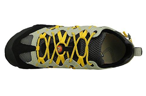 Merrell - Zapatillas para hombre Grey & Yellow