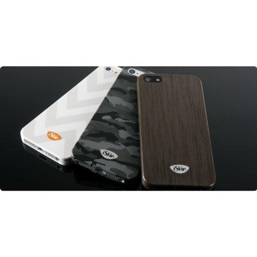 iSkin Slims Case für Apple iPhone 5 Chevron
