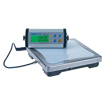 Adam Equipment CPWplus 35 110V Bench Scale, 75 lb./35 kg Capacity x 0.02 lb./10 g Readability, 110V: Amazon.com: Industrial & Scientific