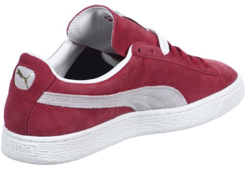 Puma Suede Classic+, Men's Trainers Red/White