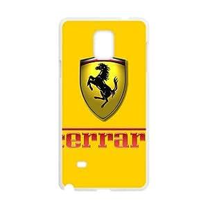 Cool-Benz Luxury cars logo Scuderia Ferrari Phone case for Samsung galaxy note4