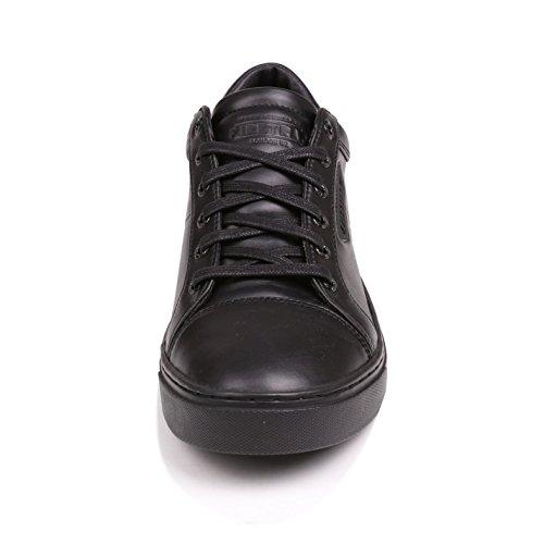 Firetrap Sagan décontracté Baskets pour homme BLK/BLK Baskets mode Sneakers Chaussures