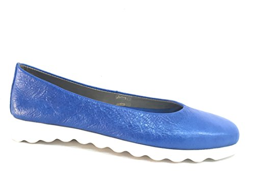 Donna Flexx Pelle Ballerina C122 The Bluette 08 Scarpa d6Wq77wX