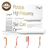 Project E Beauty D'arsonval High frequency direct for Home Use - skin tightening, Wrinkles, Fine lines, Puffy Eyes