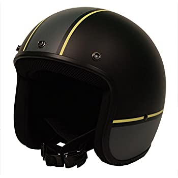 Amazon Com Bikerhelmets Com Sick Lid 3 4 Retro Style Motorcycle