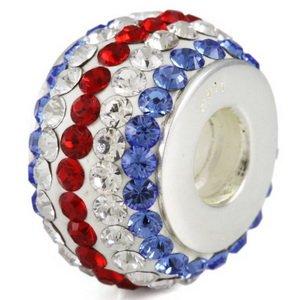 Ohm Sport Team Colors European Bead