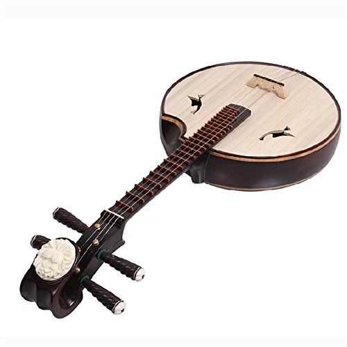 Yihai® First-class Door Frame Ruan National Stringed Instrument by Yihai