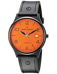 Claude Bernard Women's 70173 37NCA O Dress Code Analog Display Swiss Quartz Black Watch