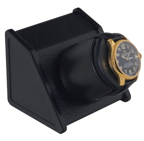 Repeater Wind (Sparta 1 Watch Winder in Black Leatherette by Orbita)