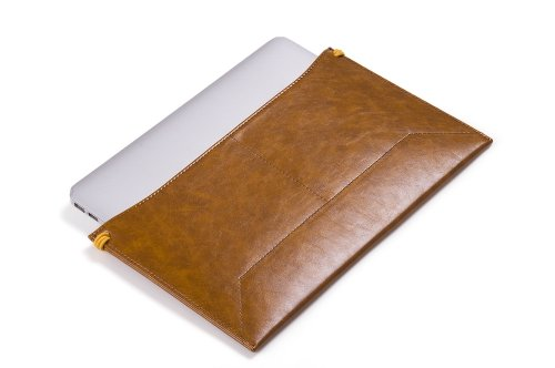 """Simple Slide-In Pouch-Style Sleeve Case with Elastic for 11.6"""" Acer C7 Chromebook"""