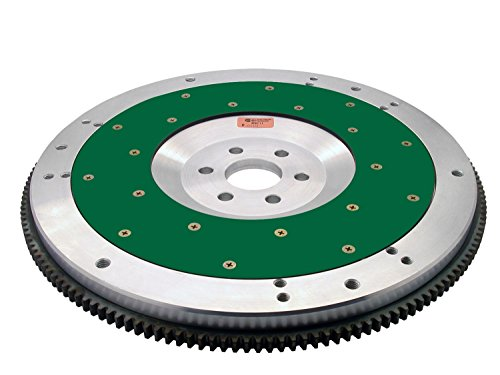 Fidanza Performance 186511 Flywheel-Aluminum PC F2 High Performance Lightweight with Replaceable Friction