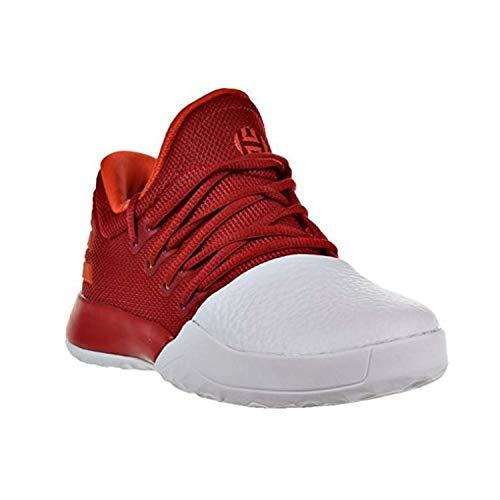 e64d8c3a1aea adidas Harden Vol 1 Ps Scarlet White Ps Basketball 2