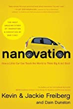 Nanovation: How a Little Car Can Teach the World to Think Big and Act Bold