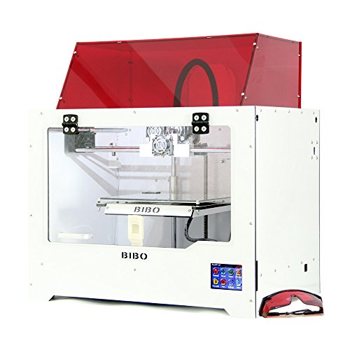BIBO 3D Printer 214x186x160mm / 6.368cm3