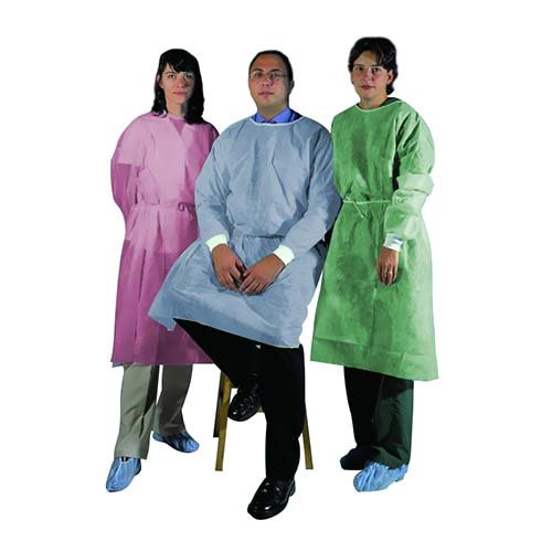 Special 3 Packs of 10 - Isolation Gown AMD8009 Amd Ritmed Inc