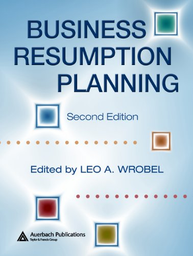 Download Business Resumption Planning, Second Edition Pdf