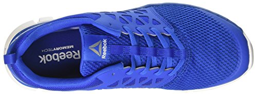 Reebok Bd5536, Zapatillas de Trail Running para Hombre Azul (Awesome Blue /             Black /             White /             Pewter)