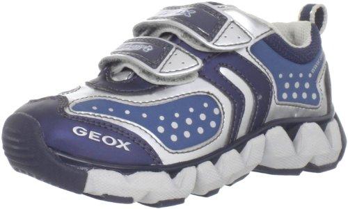 Geox Rumble - Zapatillas de material sintético para niño azul - Navy-Silber