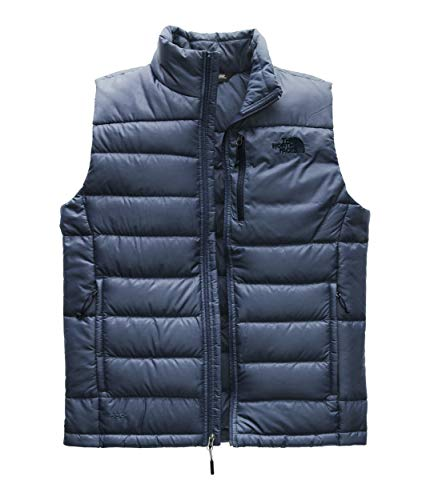 The North Face Men's Aconcagua Vest Shady Blue Small