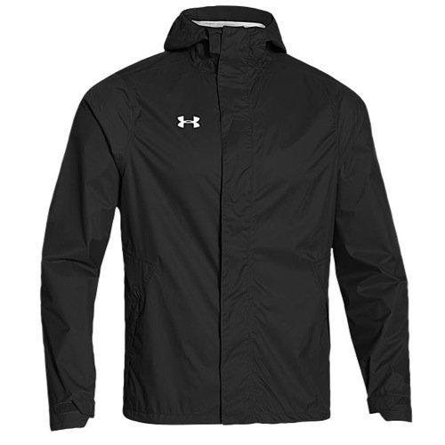 Under Armour Men's Ace Rain Jacket (3X-Large, Black)