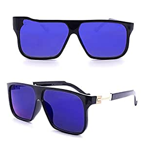 HUWAIYUNDONG Gafas De Sol,Gafas De Sol De Moda para Hombre ...