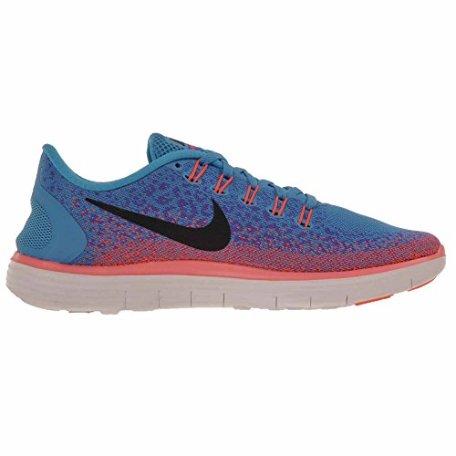 Nike Womens Wmns Free Rn Distance, Blue Lagoon / Black-persion Violet-hot Lava Blue Lagoon / Black-persion Violet-hot Lava