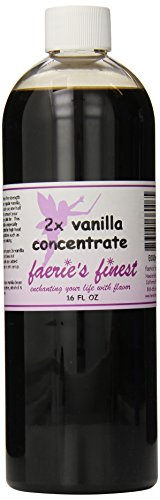 Faeries Finest 2x Vanilla Concentrate, 16.19 Ounce (2x Vanilla Extract compare prices)