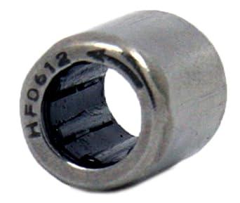HF0612 One Way Needle Bearing/Clutch 6x10x12 Miniature Needle