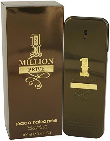 PACO RABANNE 1 Million Prive Colonia, 3,4 oz Eau de Parfum Spray: Amazon.es: Hogar