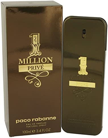 Paco Rabanne 1 Million Prive 3.4 oz Eau de Parfum Spray: Amazon.es: Electrónica