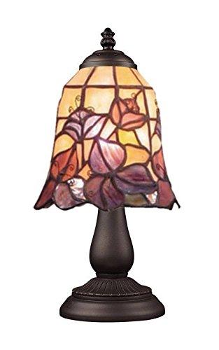 照明の一致ライトミニテーブルランプTiffanyブロンズ B071W1YCCT