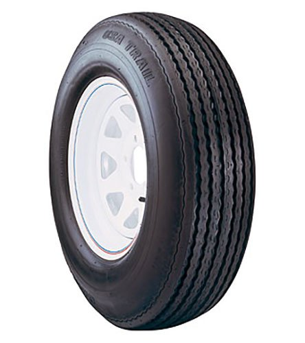 Carlisle USA Trail Radial Tire - 175/80R13 91D (Carlisle Usa Trailer Tires)