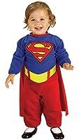 Rubie's - Supergirl Newborn 0-6 Months