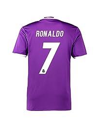 2016-2017 Real Madrid Adidas Away Football Shirt