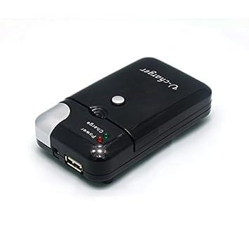 Amazon.com: glorich rápido universal cargador de baterías ...