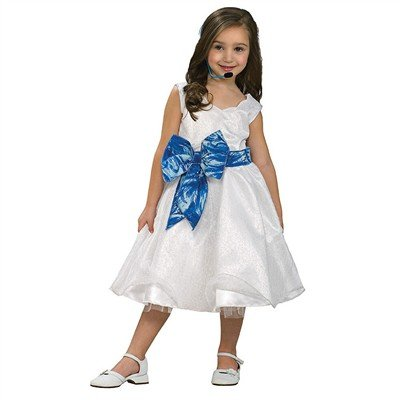 Child Deluxe Gabriella Costume - Medium
