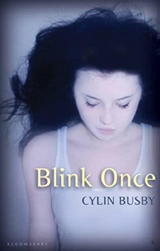book cover of Blink Once