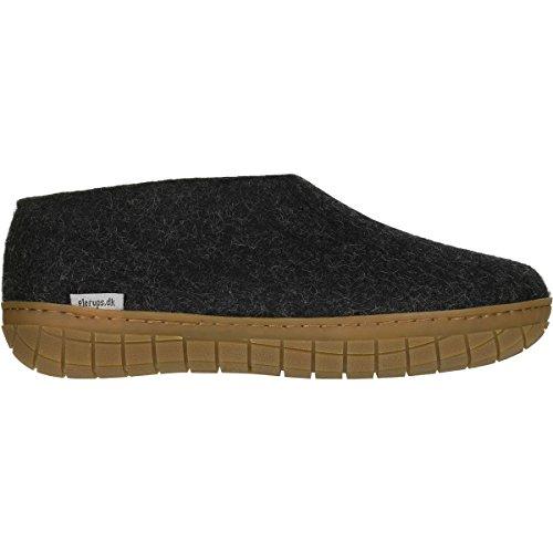 Antracite In Pantofola Donna Glerups Gomma wx8naHqUn