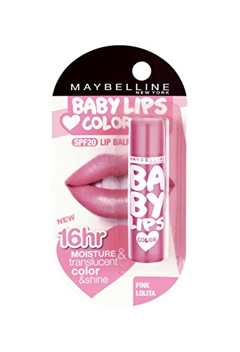 Maybelline Baby Lips Lip Balm Colors - 8