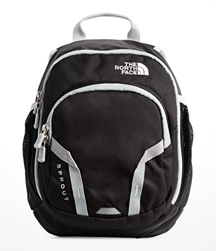 Sprout Mini - The North Face Unisex Sprout (Toddler/Little Kid) Tnf Black/High Rise Grey Backpack