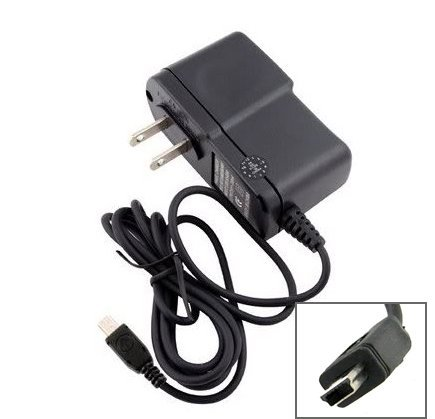 (Home Wall Travel AC Charger For Philips GoGear Mp3 Player 2GB 4GB 8GB)