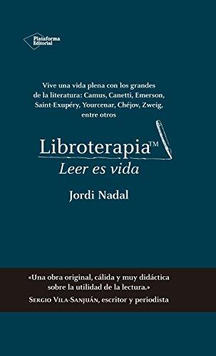 Amazon.com: Libroterapia™: Leer es vida (Spanish Edition ...