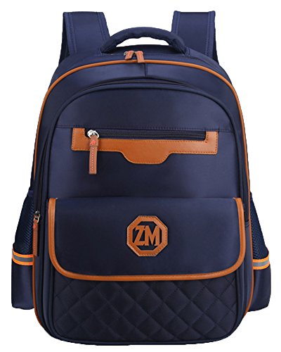 Sapphire Big Bag Daypack Backpack Lightweight Unisex Big Sapphire Waterproof Blue Casual Shoulders Blue Classic School W6nWz